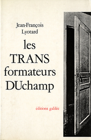 Les Transformateurs Duchamp